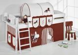 IDA tömör fenyő galériás ágy termék harmadik képének kinagyítása »